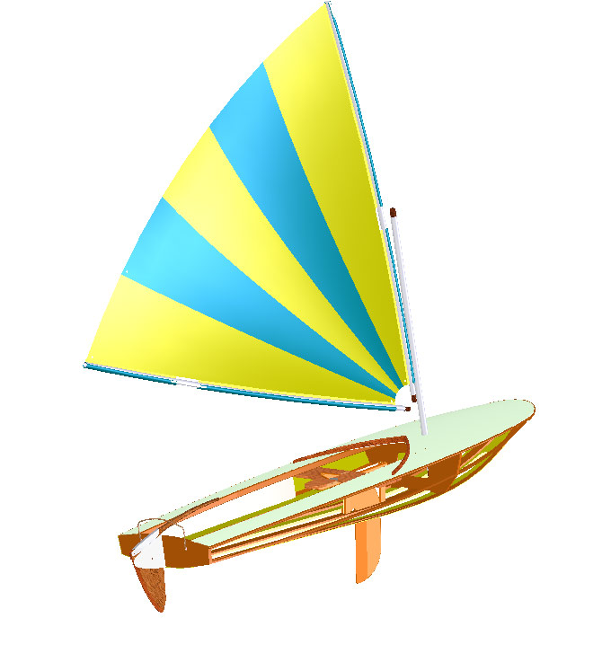 Clic clac light dinghy design papillon sail dinghy boat plan - Clic clac couchage 140 ...